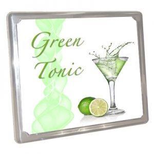 green tonic acero